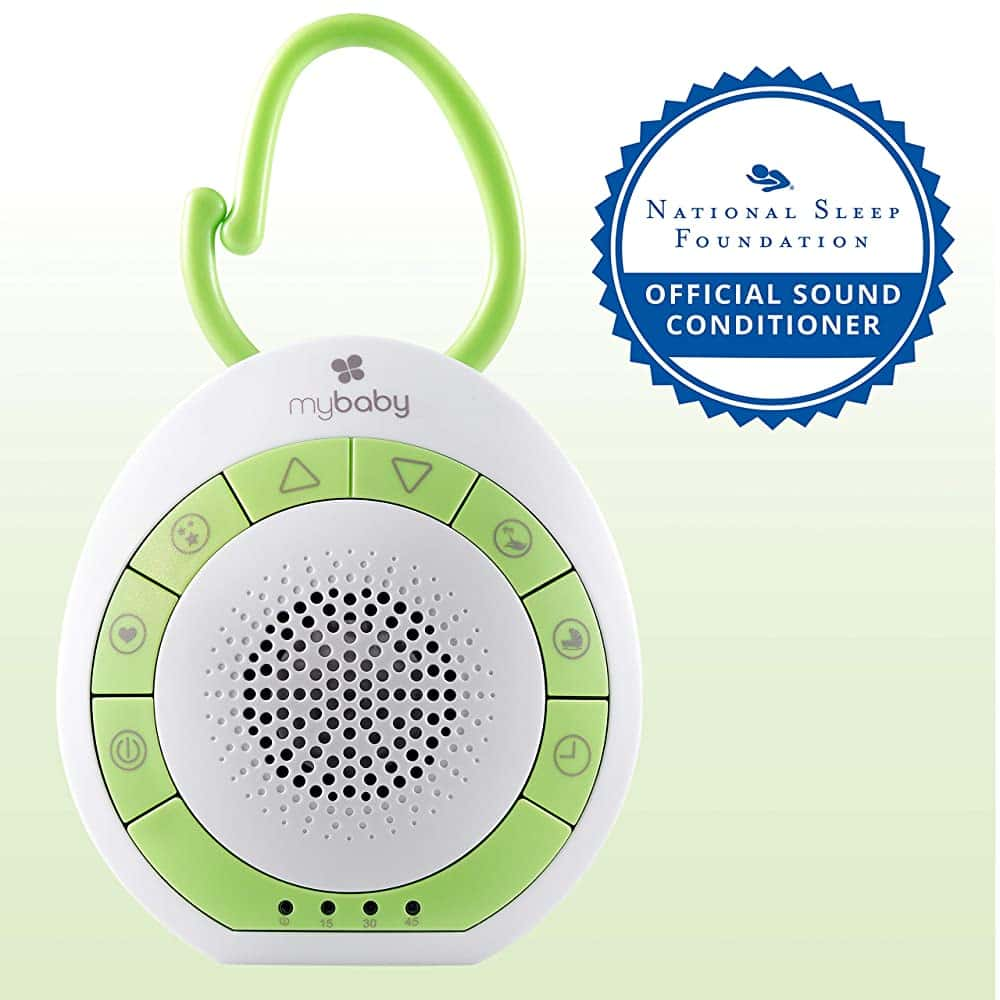 MyBaby Soundspa On-The-Go Portable White Noise Machine