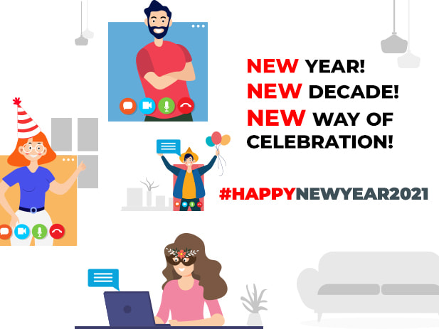 10 Creative & Safe Ways to Celebrate New Year 2021