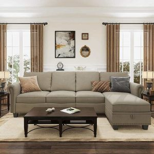 Nolany Convertible Sectional Sofa