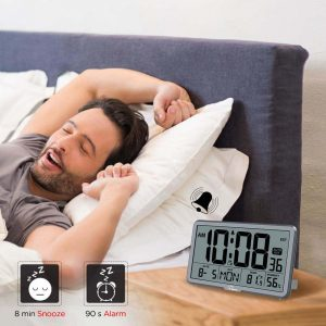 WallarGe Digital Wall Clock
