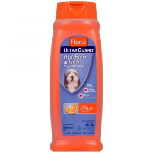 Hartz UltraGuard Citrus Flea & Tick Dog Shampoo