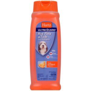 Hartz UltraGuard Citrus Flea & Tick Dog Shampoo