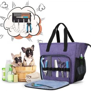 Teamoy Pet Grooming Tote