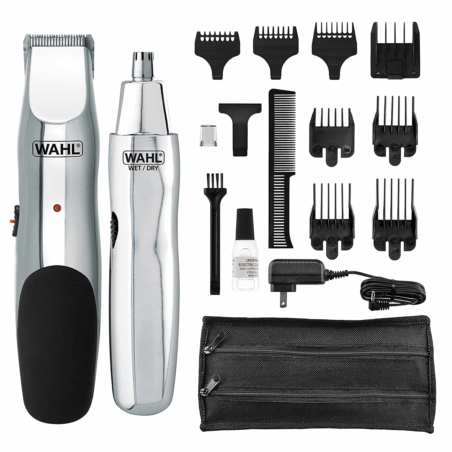 Wahl 5622 Groomsman Rechargeable Trimmer