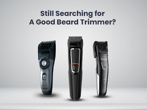 10 Awesome Beard Trimmers to Look Smart and Dashing